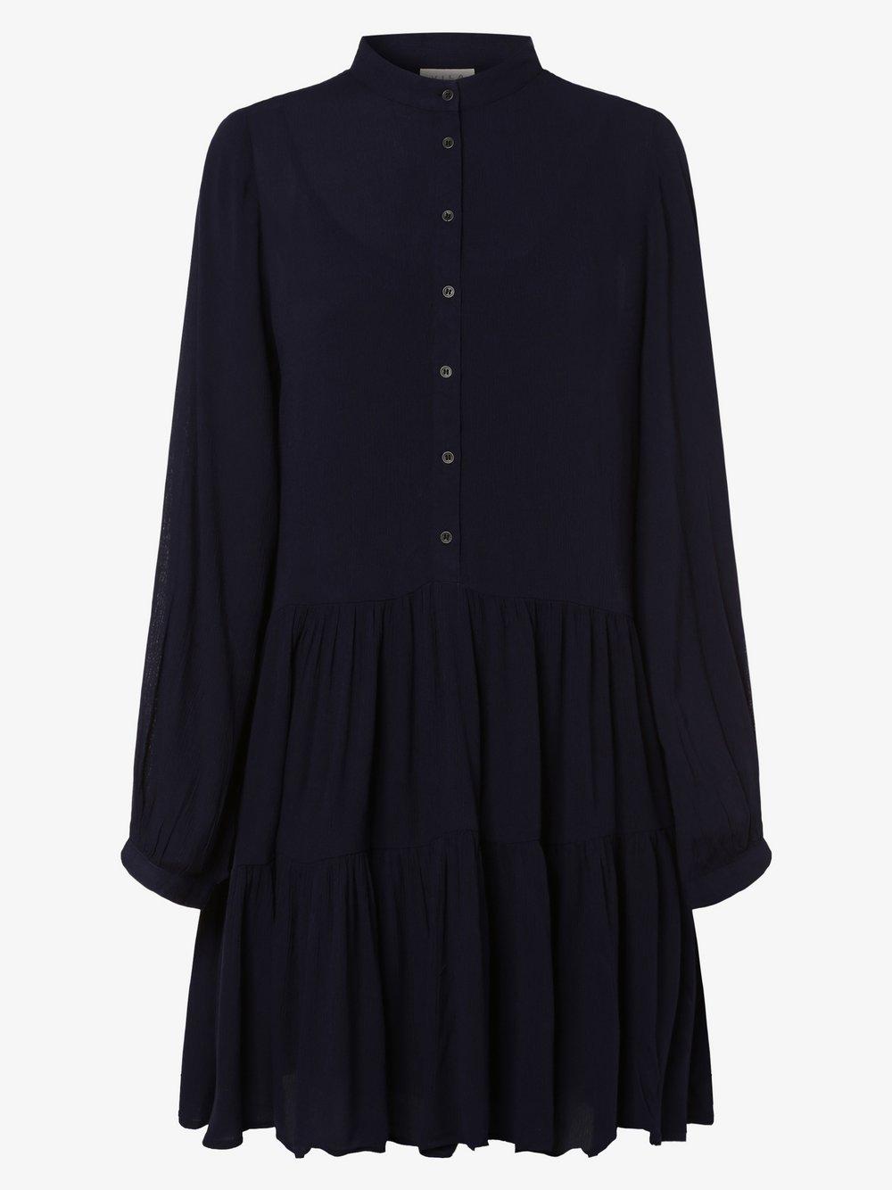 Vila - Sukienka damska – Violean, niebieski