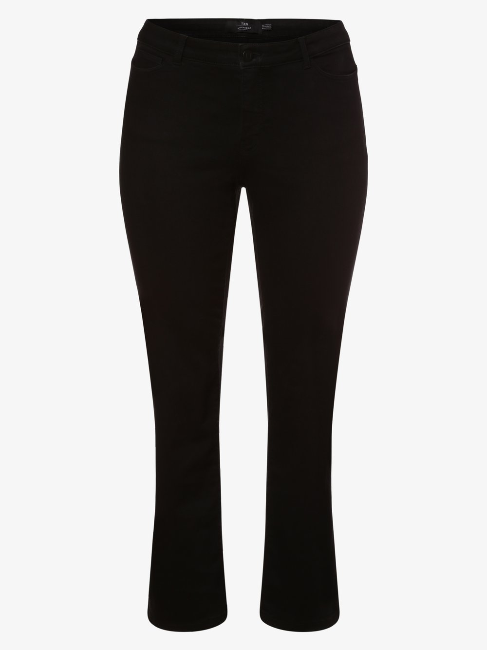 Junarose - Spodnie damskie – Jrten Noella, czarny