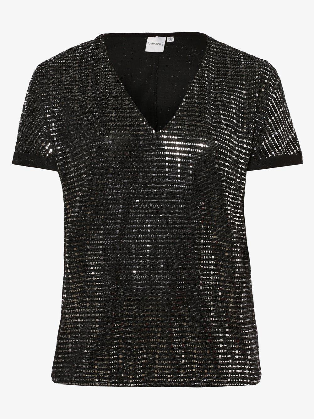 Junarose - Koszulka damska – Jriruk, czarny