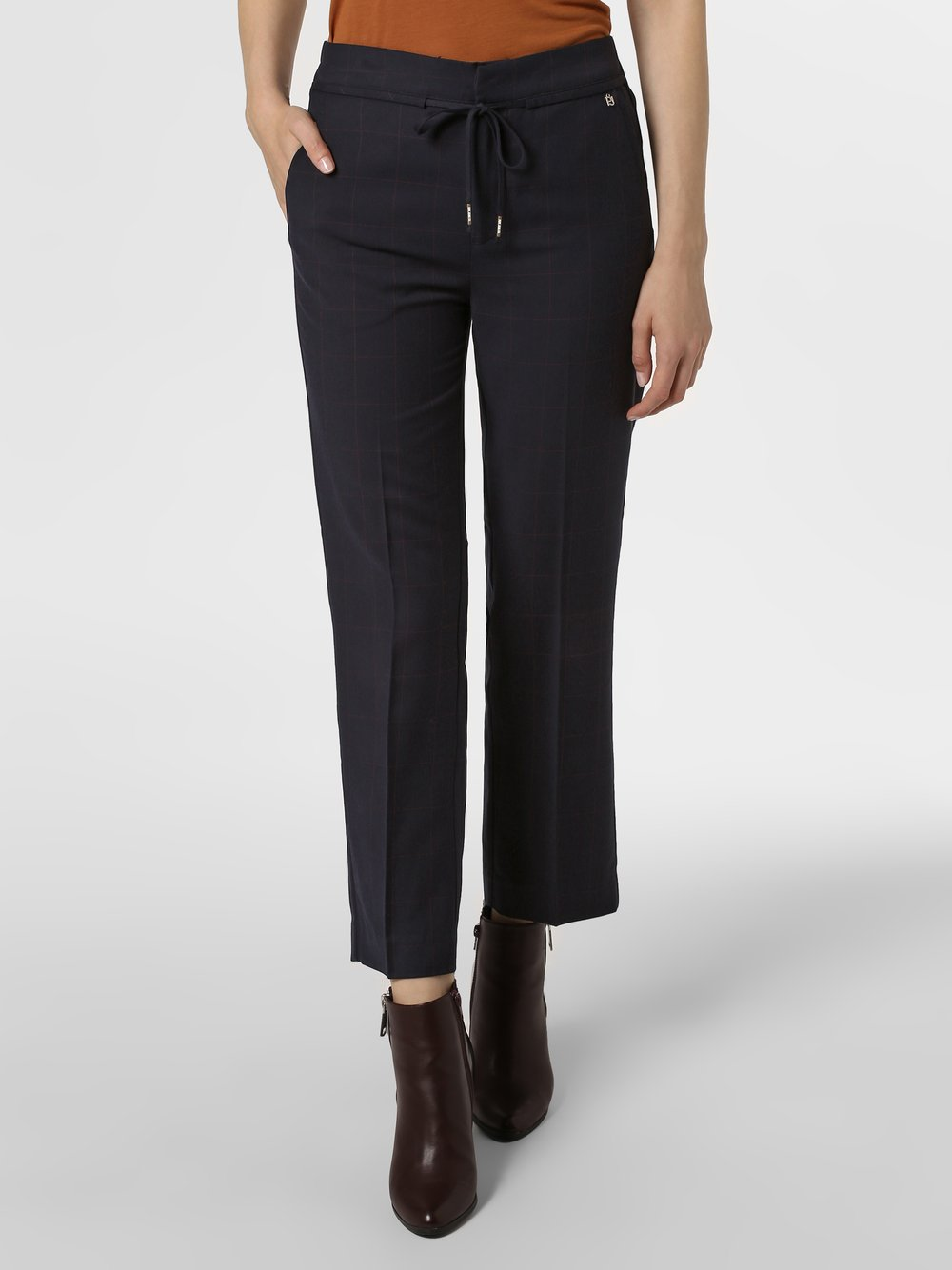 Pepe Jeans - Spodnie damskie – Greta, niebieski