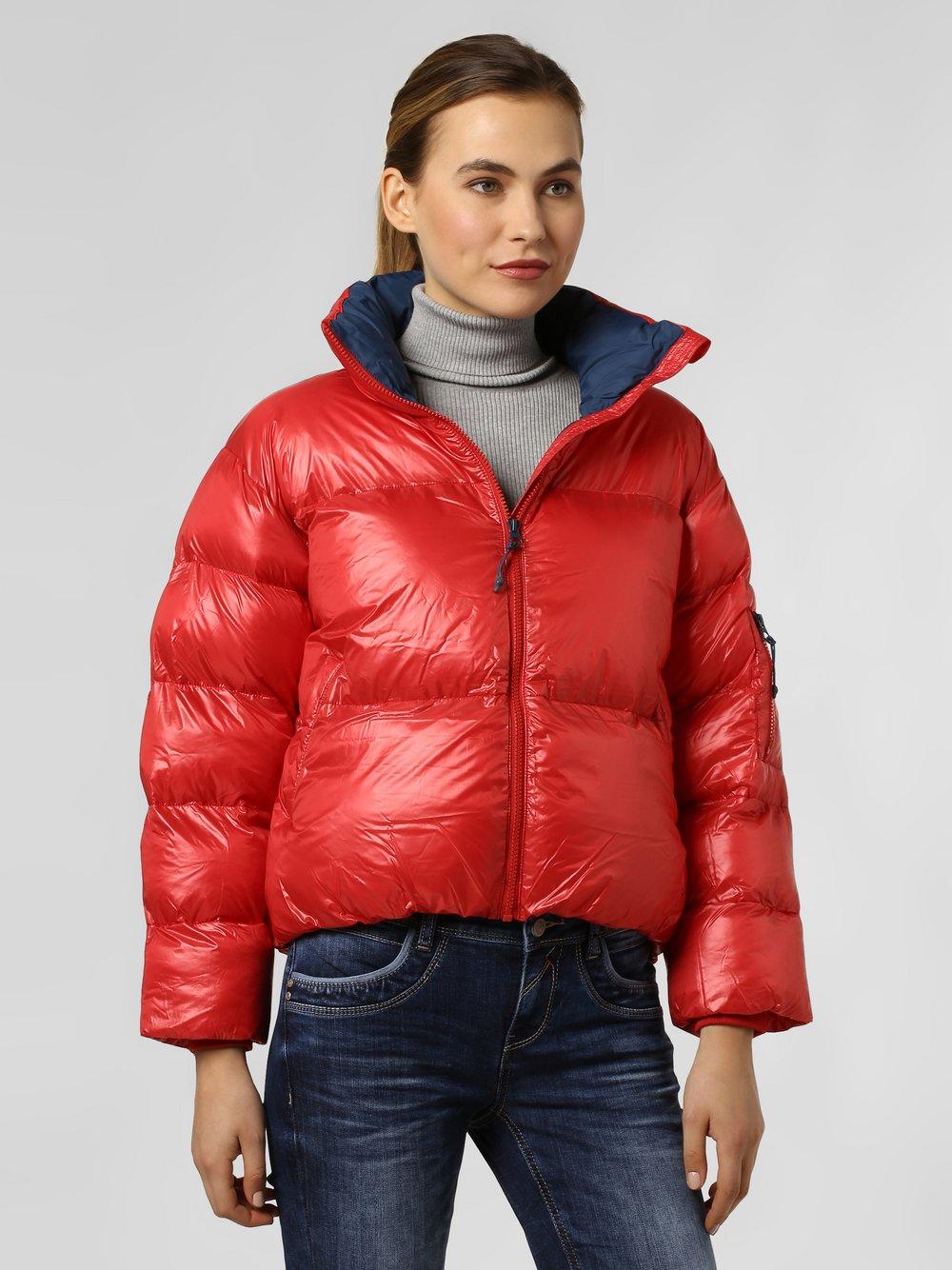 Pepe Jeans - Damska kurtka pikowana – Claire, czerwony