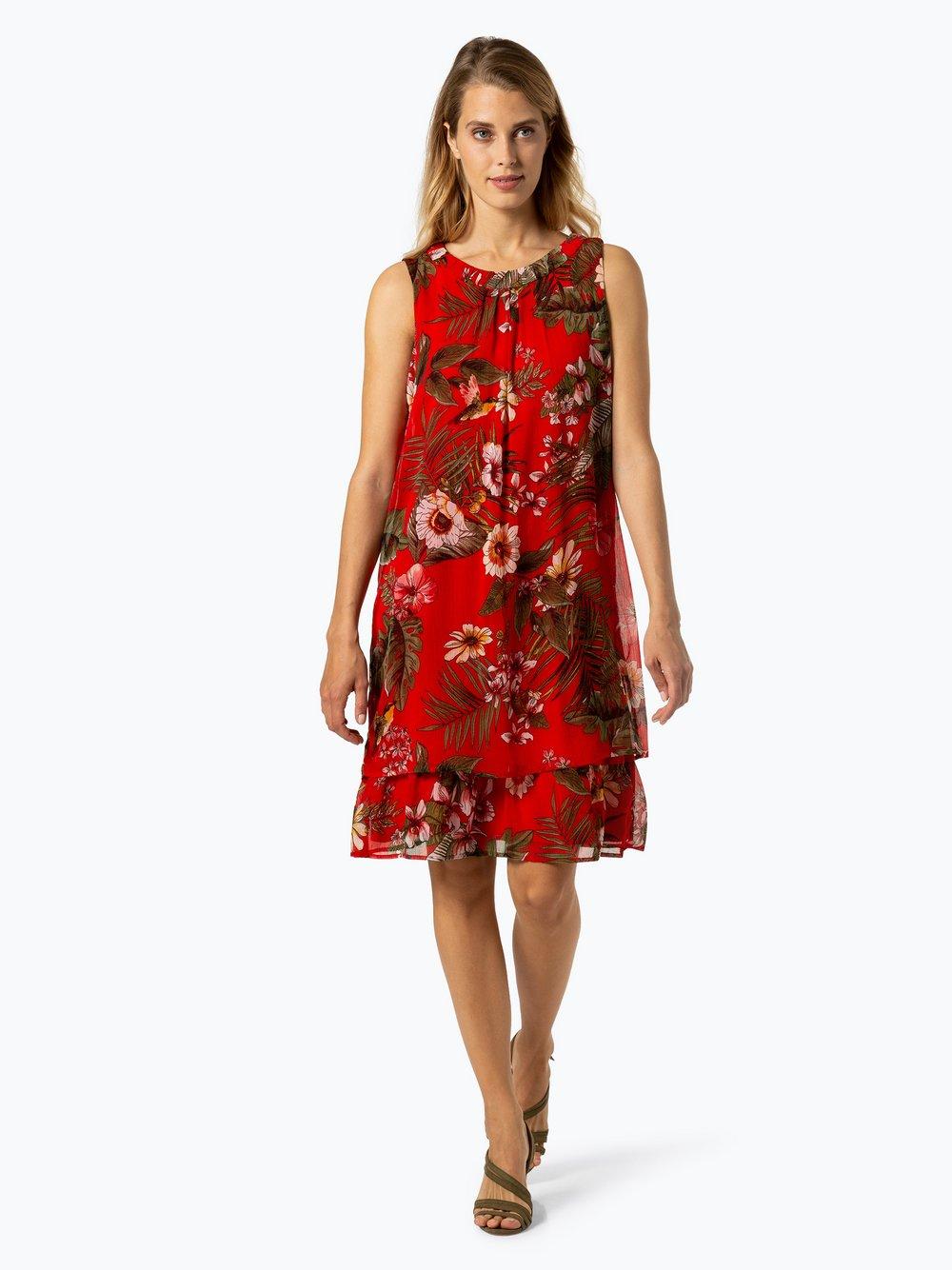Street One - Sukienka damska, czerwony