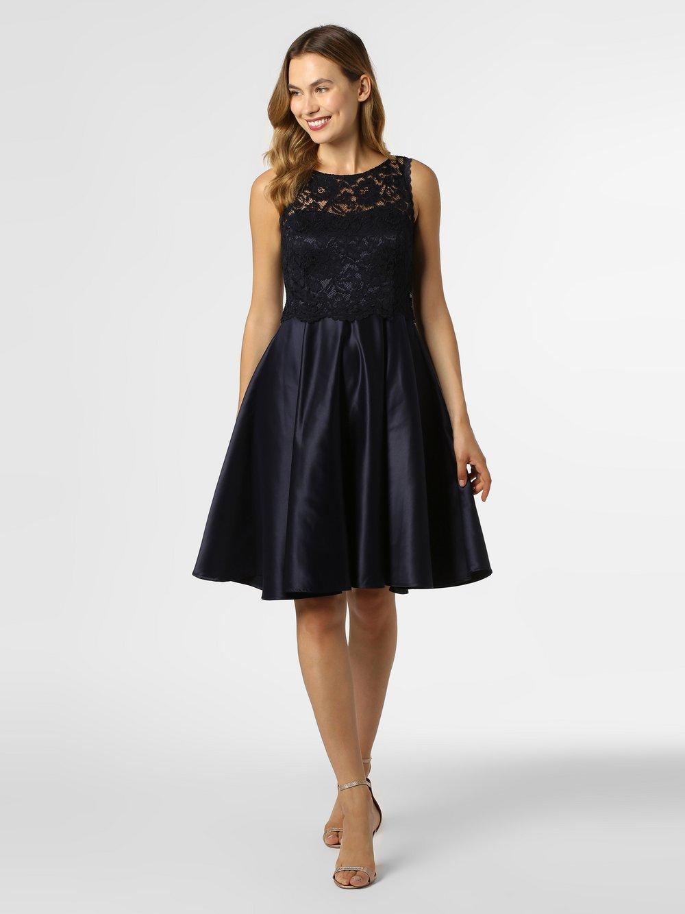 Vera Mont Collection – Sukienka damska, niebieski Van Graaf 451215-0001-00400