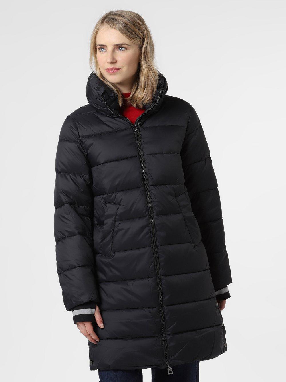 Esprit Casual – Damska kurtka pikowana, czarny Van Graaf 451319-0001-09900