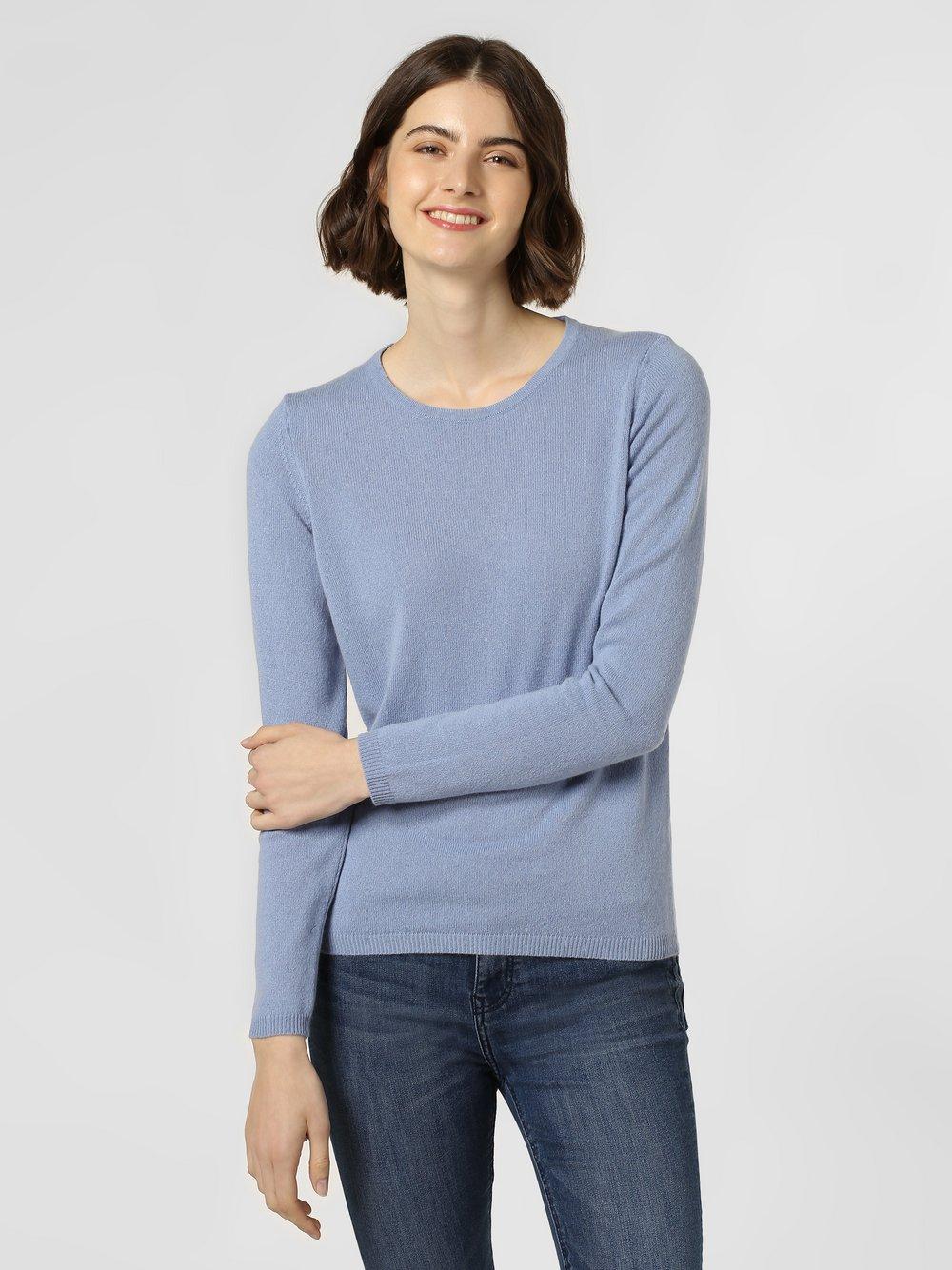 Apriori - Sweter damski, niebieski