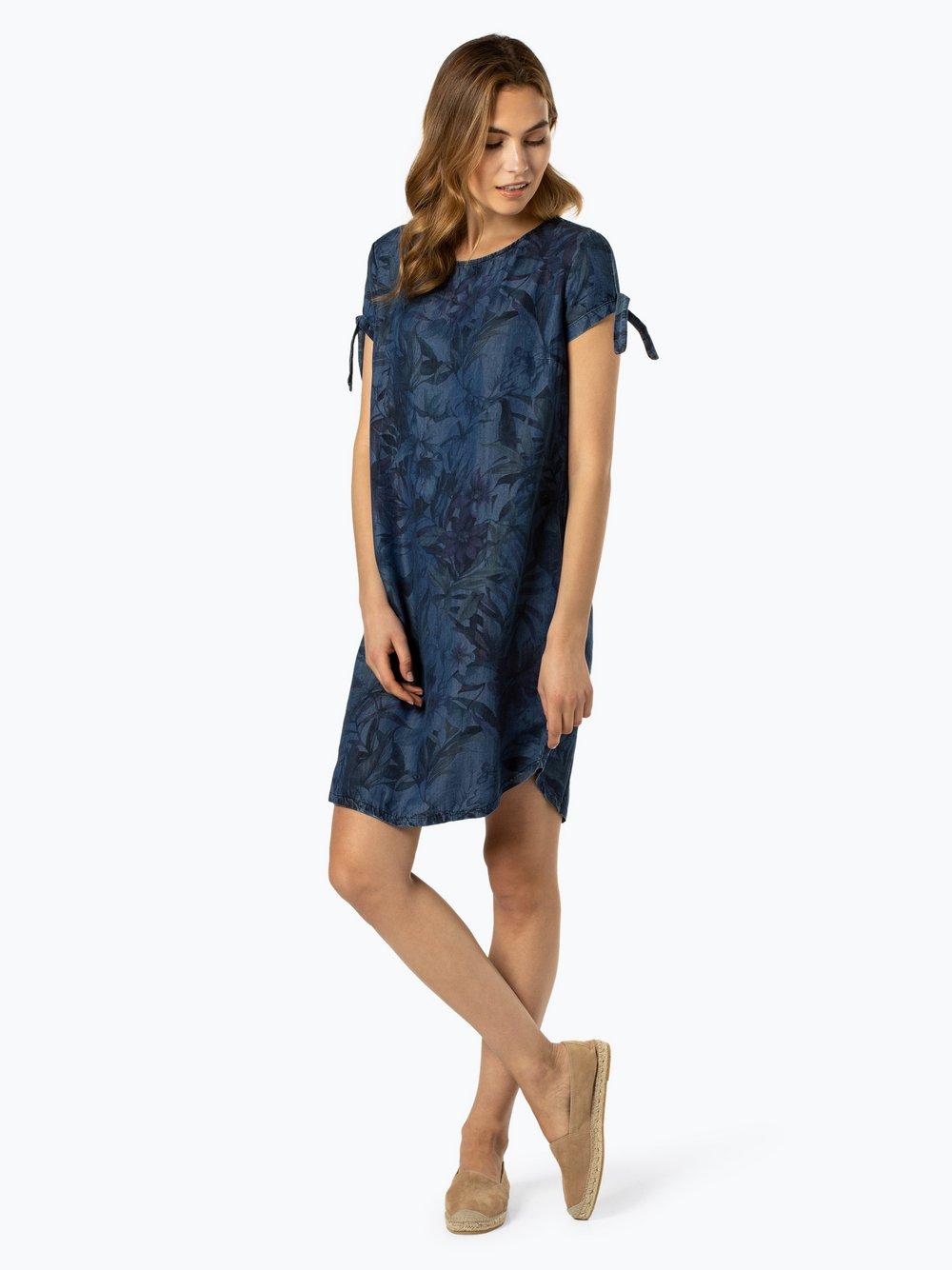 Cartoon Daydream - Sukienka damska, niebieski