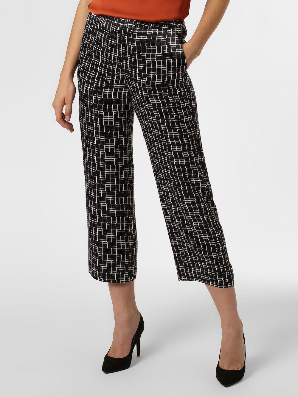 Someday - Spodnie damskie – Ciotr Grid, czarny