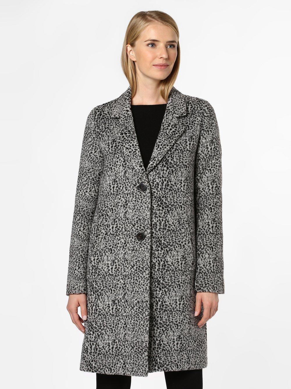 Esprit Collection – Płaszcz damski, szary Van Graaf 452104-0001-09900