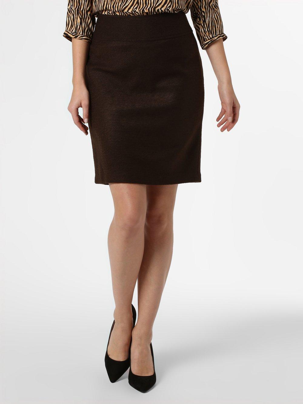 Franco Callegari - Spódnica damska, brązowy