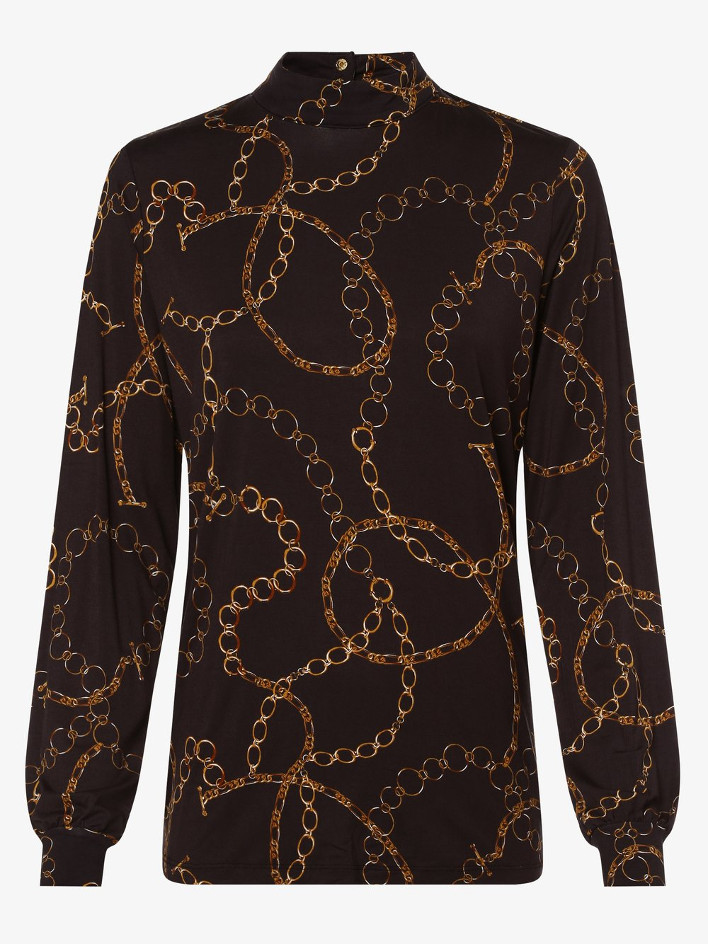 soyaconcept® – Damska koszulka z długim rękawem – Marica, szary Van Graaf 452755-0001-09970