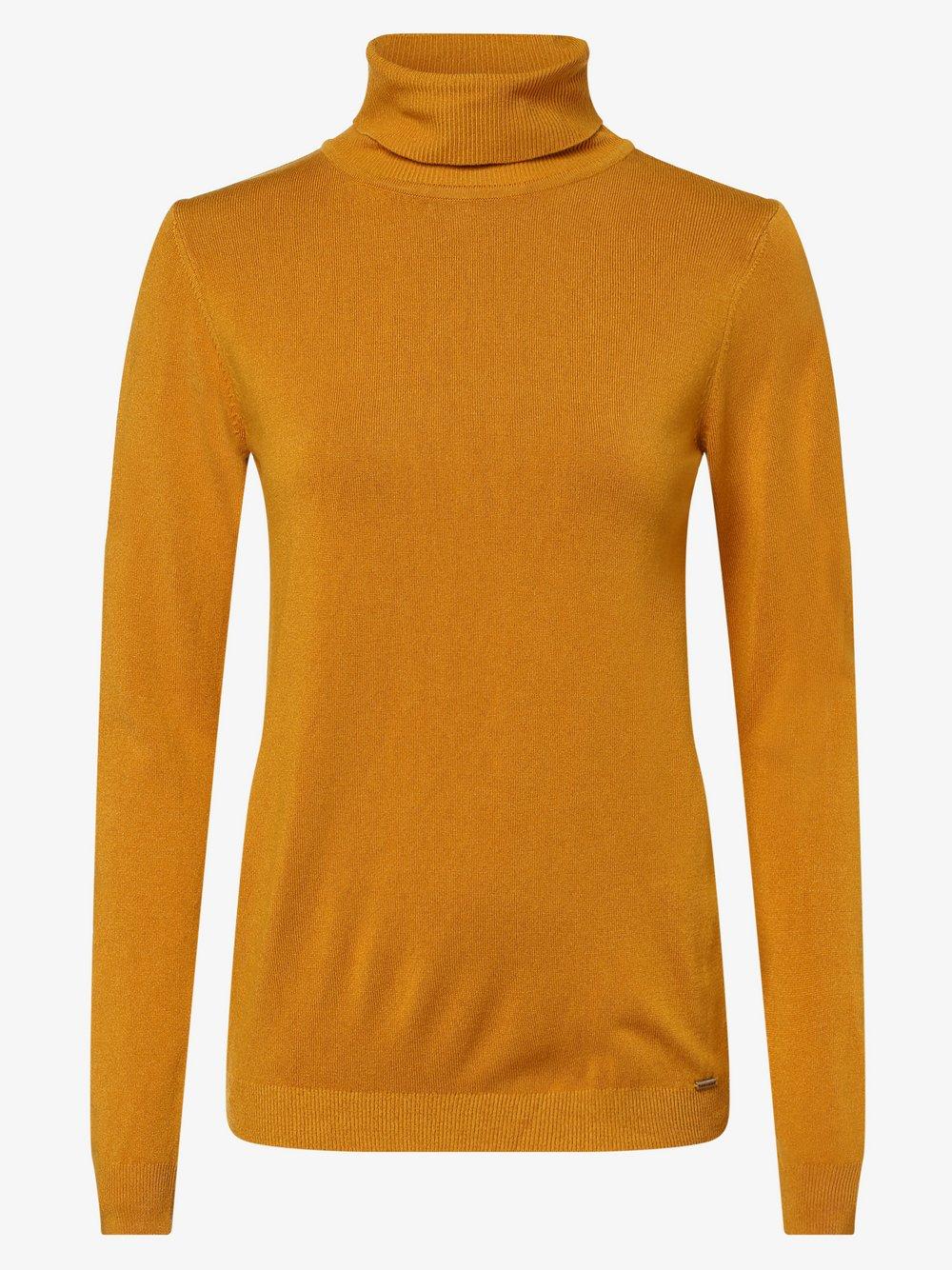 More & More - Sweter damski, żółty