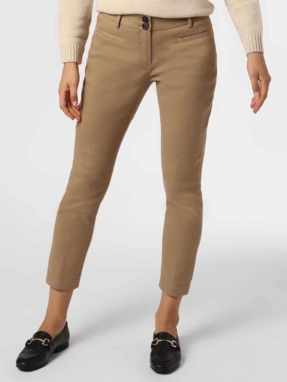 IPURI – Spodnie damskie – Bella, beżowy Van Graaf 453694-0001-00380