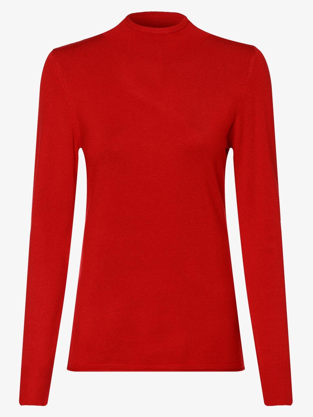 comma casual identity - Sweter damski, czerwony