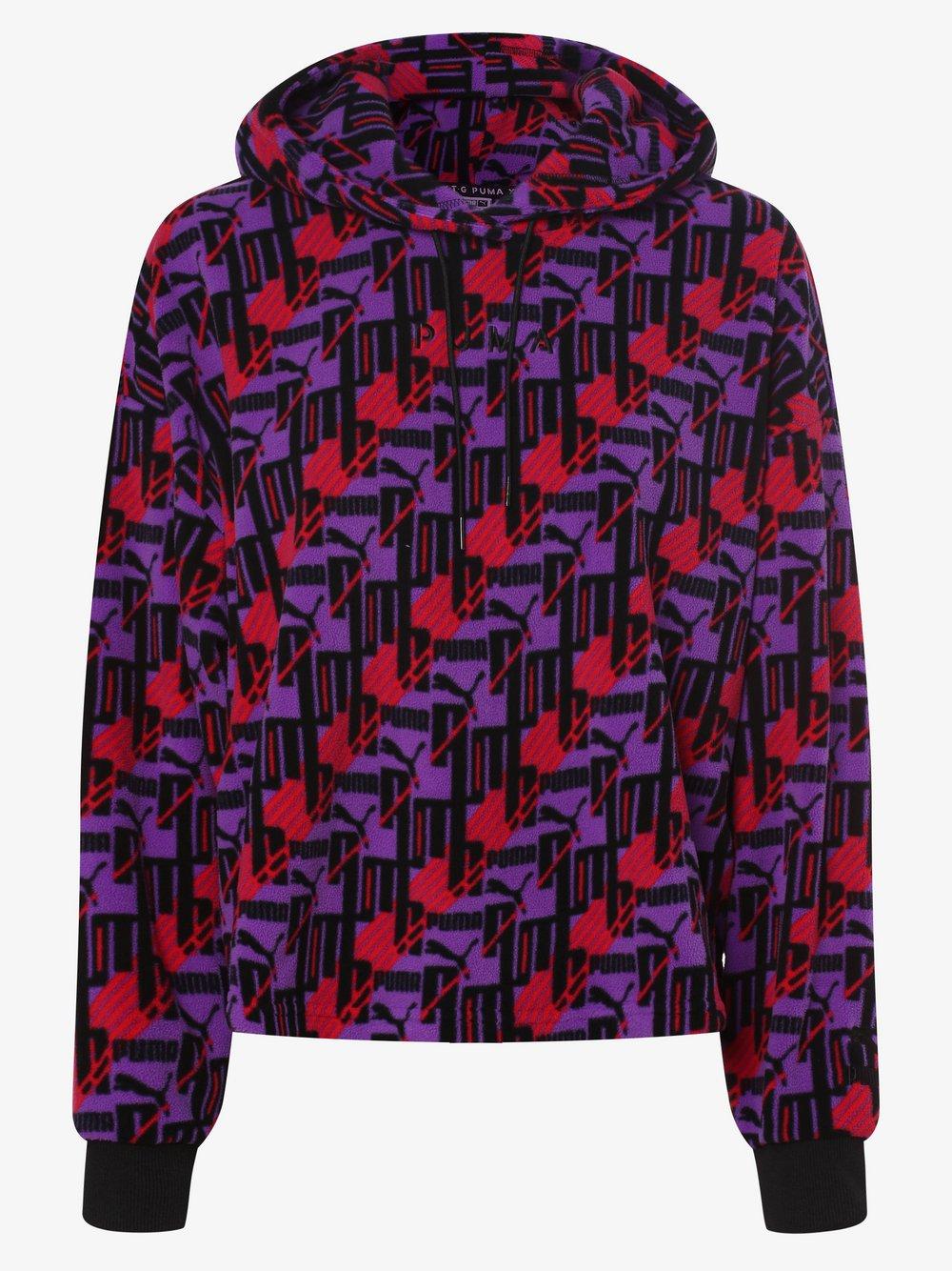 Puma - Damska bluza nierozpinana, lila