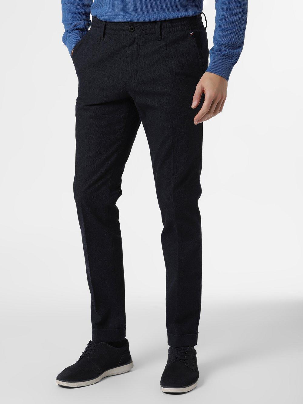 Tommy Hilfiger - Spodnie męskie, niebieski