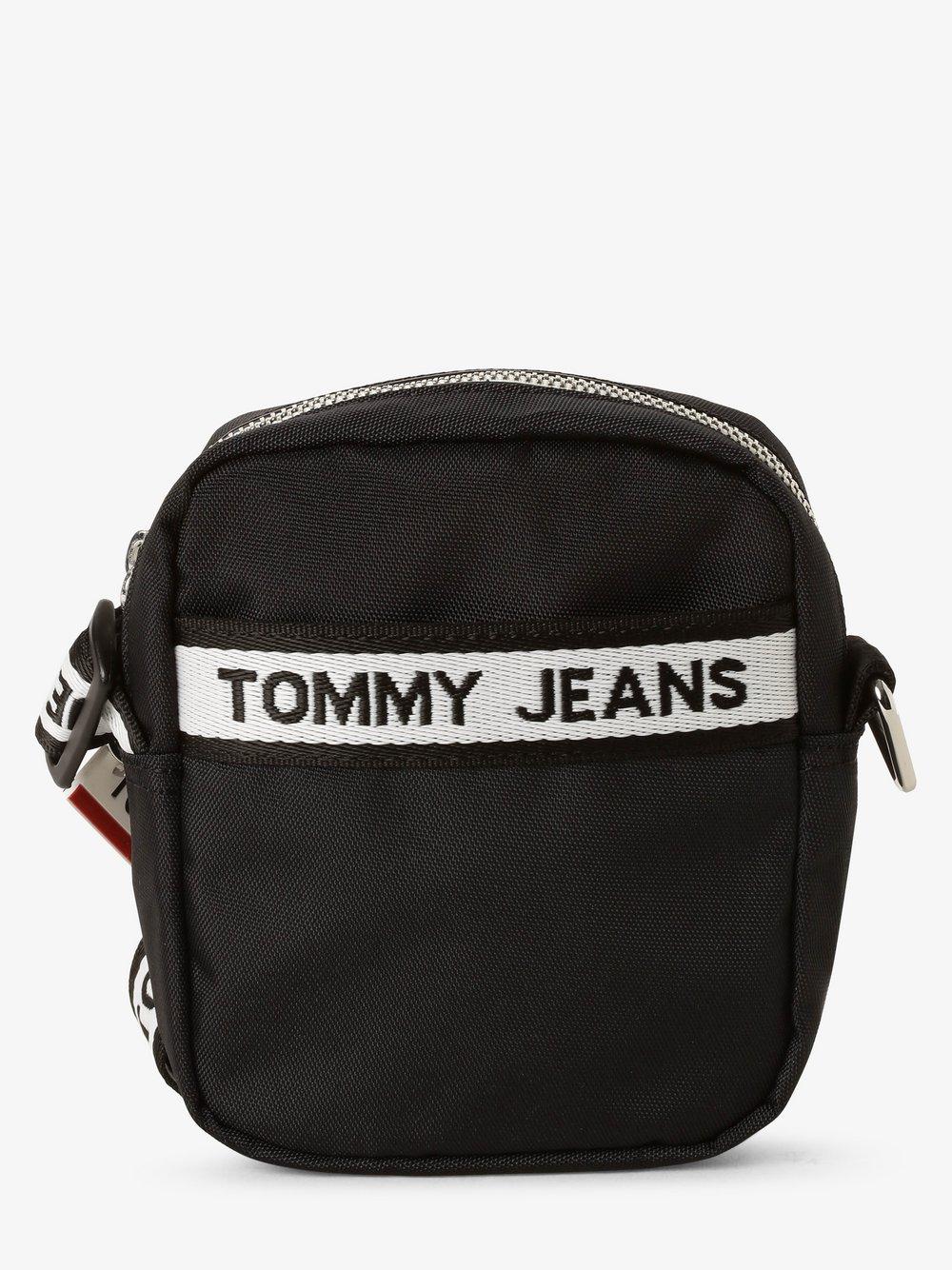 Tommy Jeans - Męska torebka na ramię, czarny