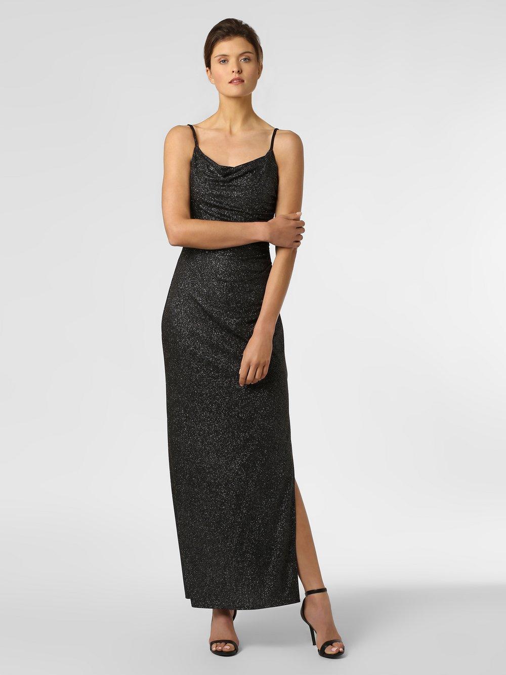 Marie Lund - Damska sukienka wieczorowa, czarny