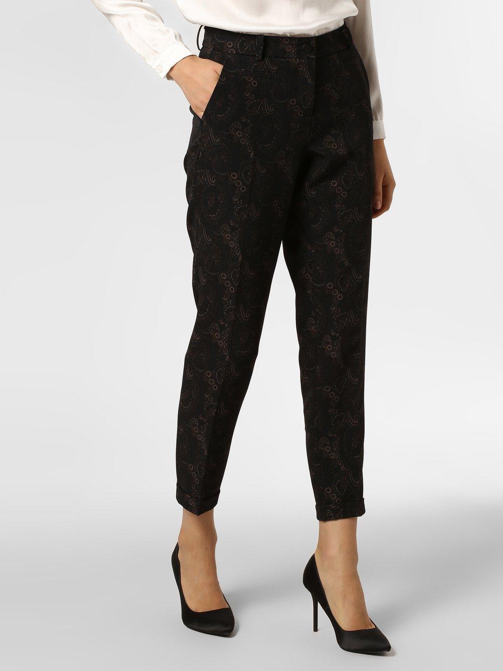 Cambio - Spodnie damskie – Stella, czarny
