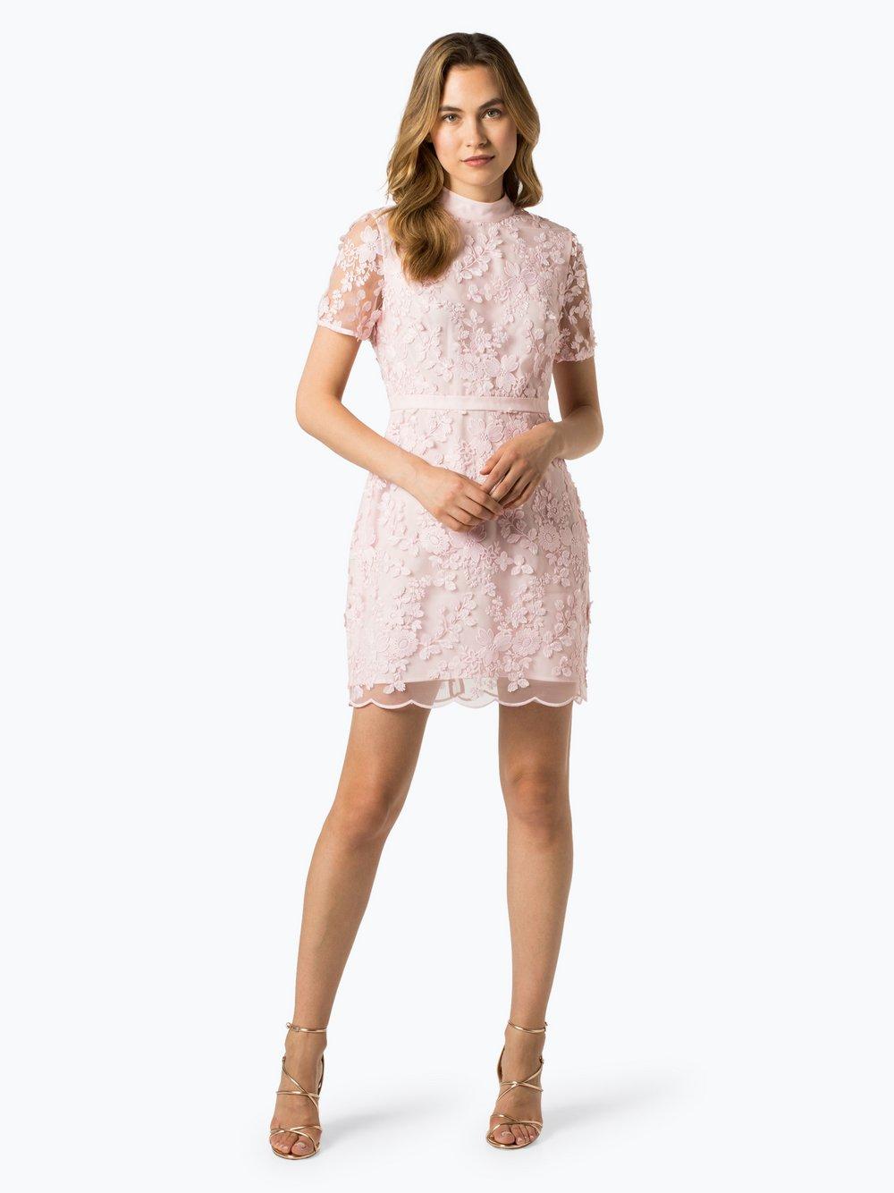 Ted Baker - Sukienka damska – Adriya, różowy