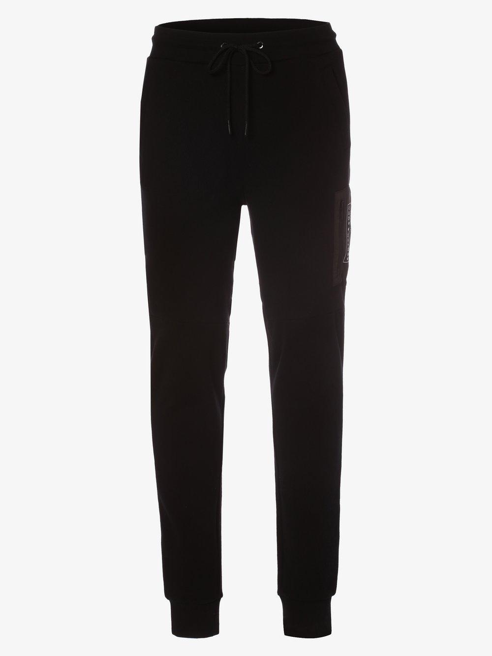 Scotch & Soda - Spodnie dresowe męskie, czarny