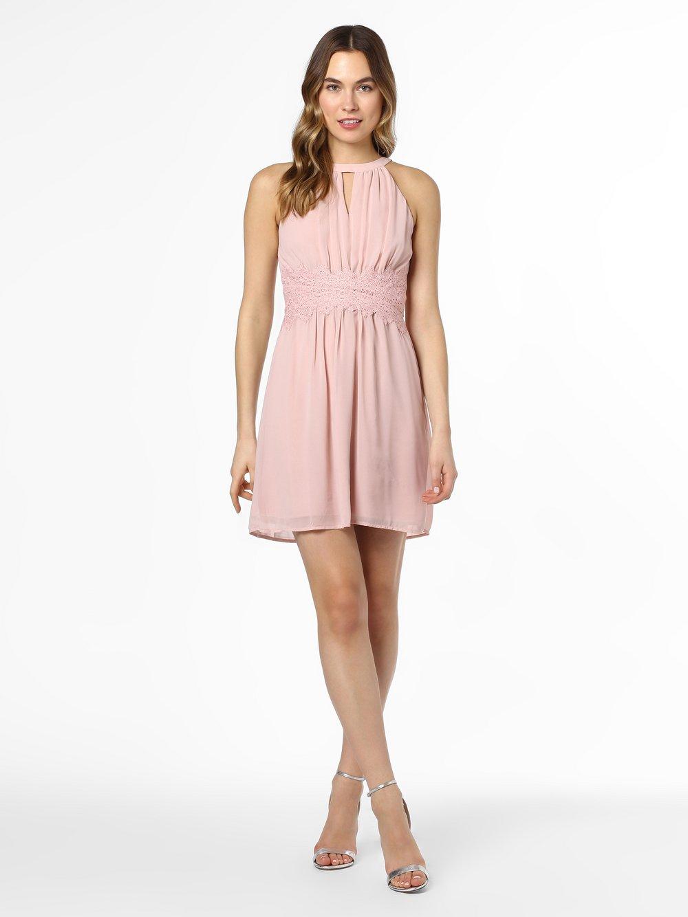 Vila - Sukienka damska – Vimilina, różowy