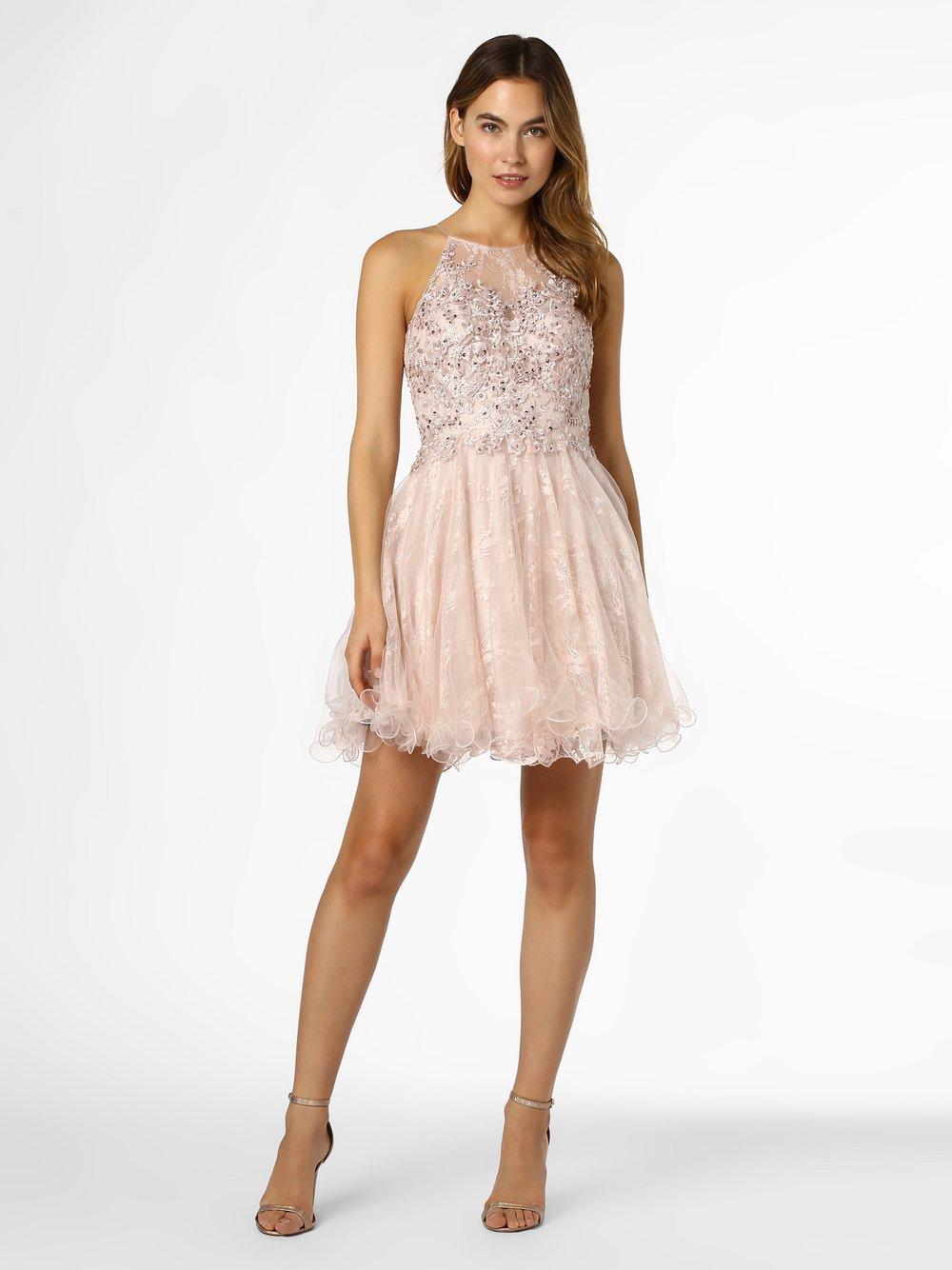Laona – Damska sukienka wieczorowa, beżowy Van Graaf 456291-0001