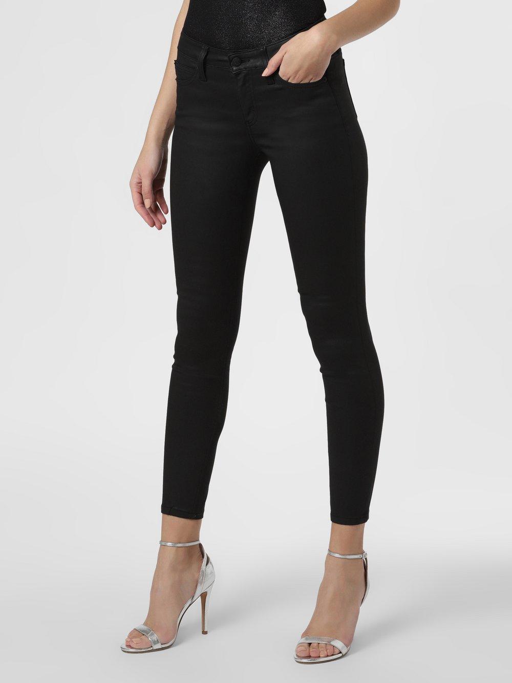 Calvin Klein Jeans - Spodnie damskie, czarny Calvin Klein Jeans