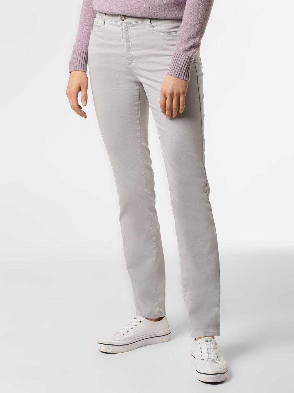 BRAX - Spodnie damskie – Mary, szary