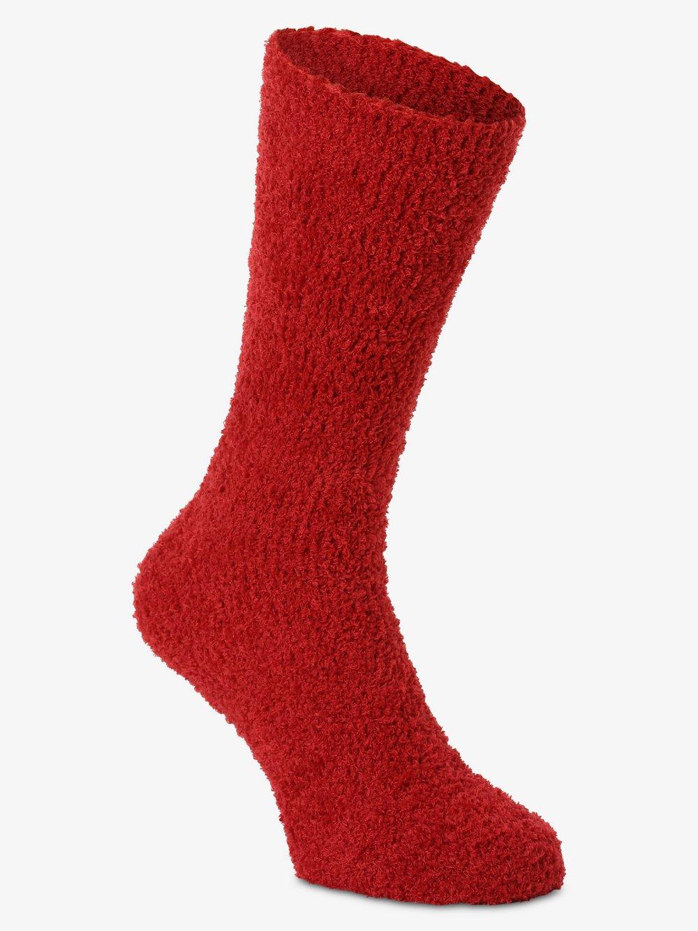Cuddly Socks – Skarpety damskie, czerwony Van Graaf 456720-0003-00000
