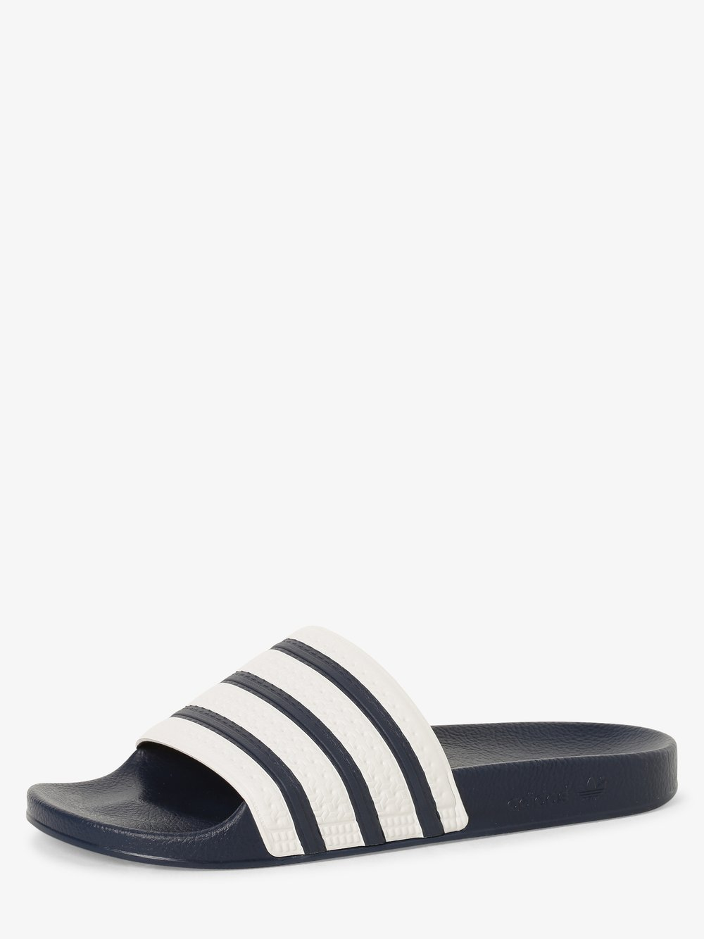 adidas Originals - Męskie pantofle kąpielowe, niebieski
