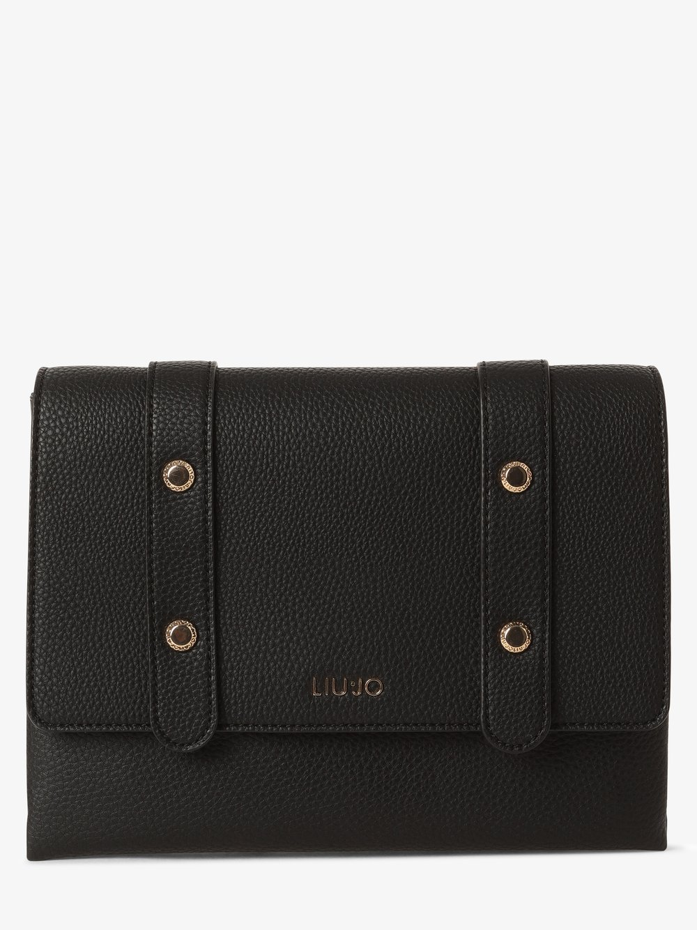 Liu Jo Collection – Damska torebka na ramię, czarny Van Graaf 456962-0001-00000