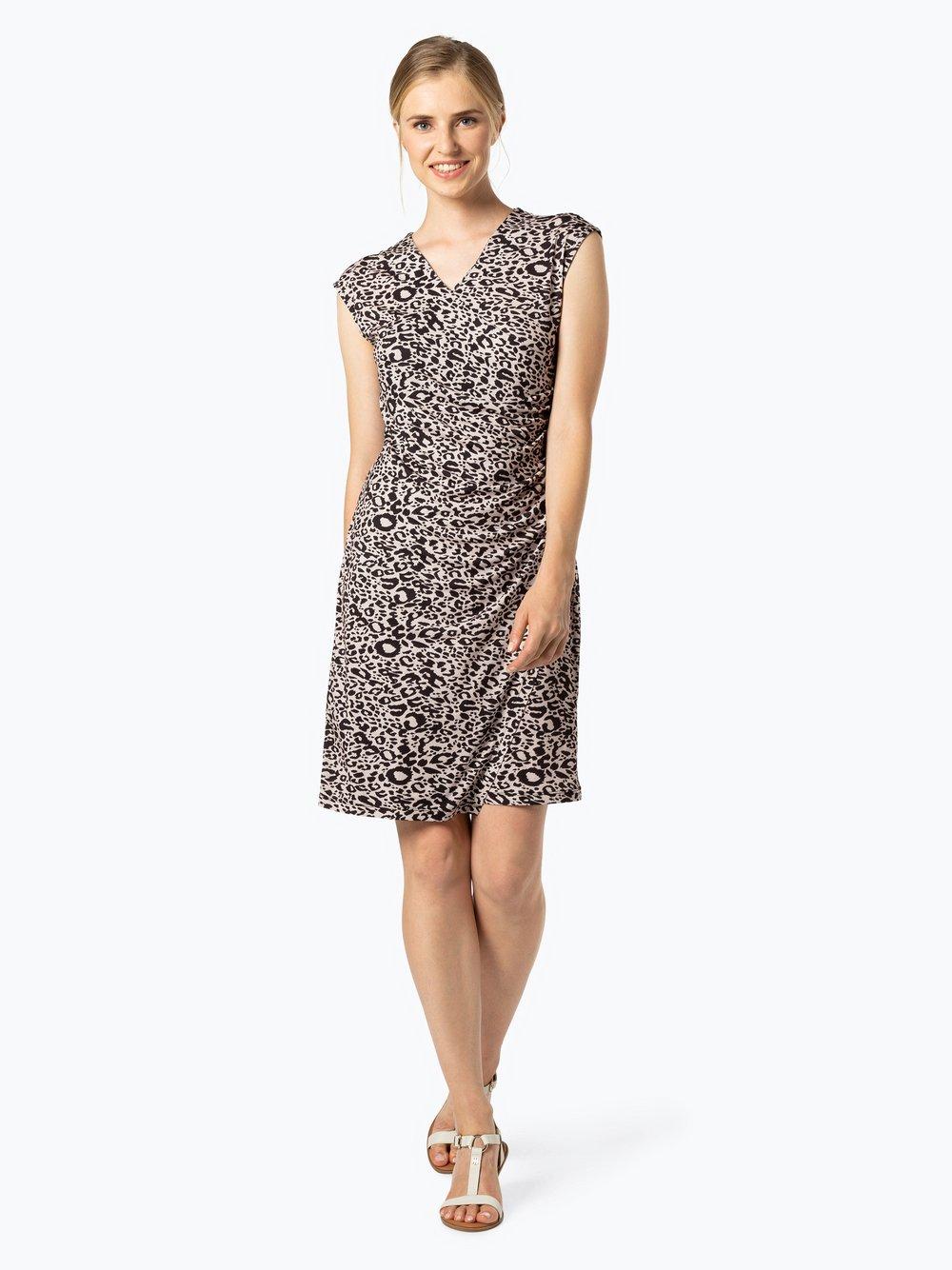 Cartoon Daydream – Sukienka damska, różowy Van Graaf 457077-0001-00440