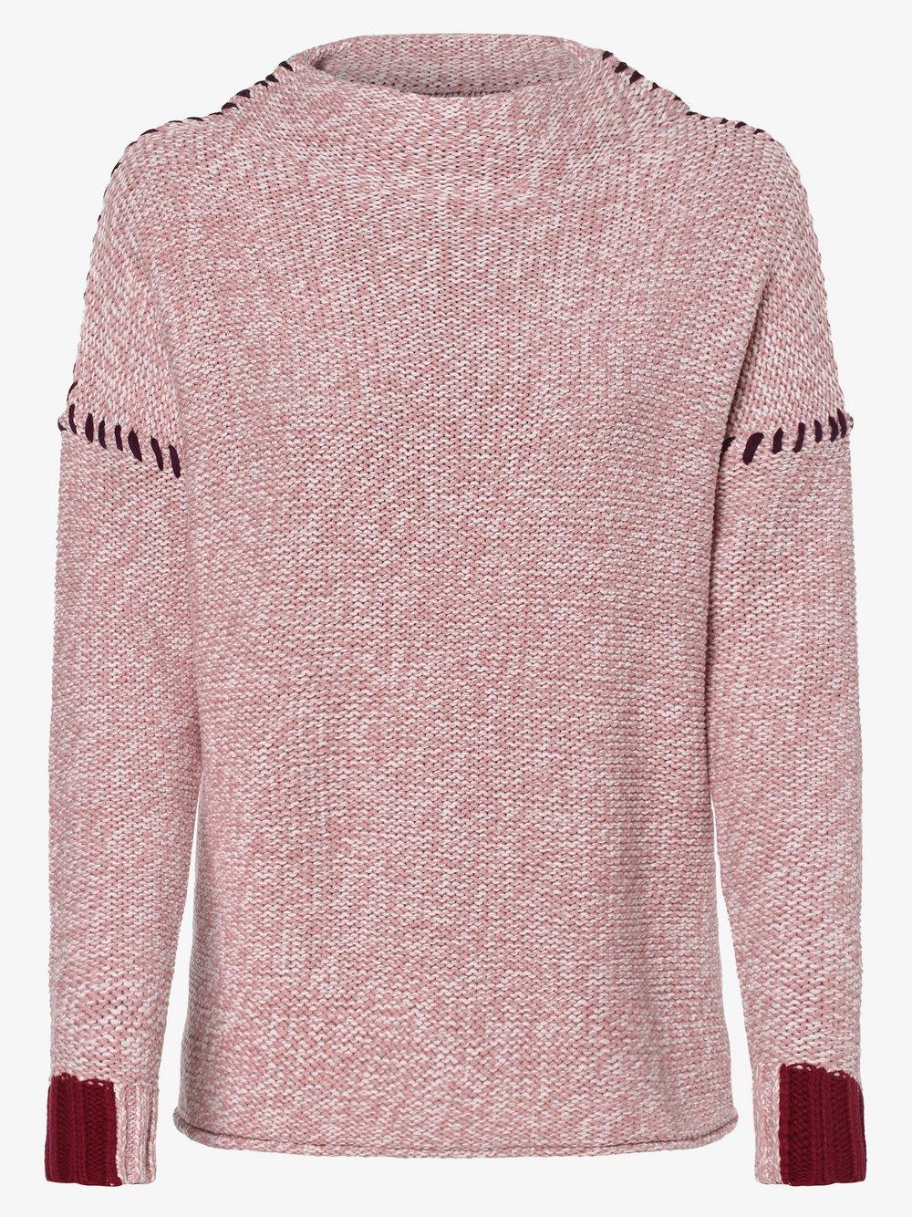 Lieblingsstück – Sweter damski – NovelL, różowy Van Graaf 457301-0001