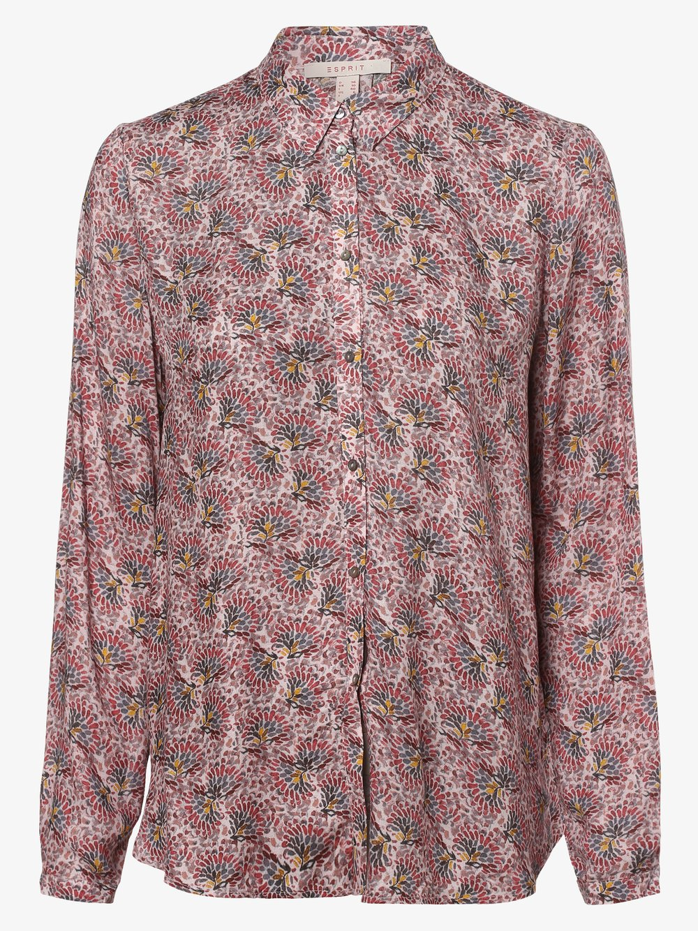 Esprit Casual – Bluzka damska, różowy Van Graaf 457318-0001
