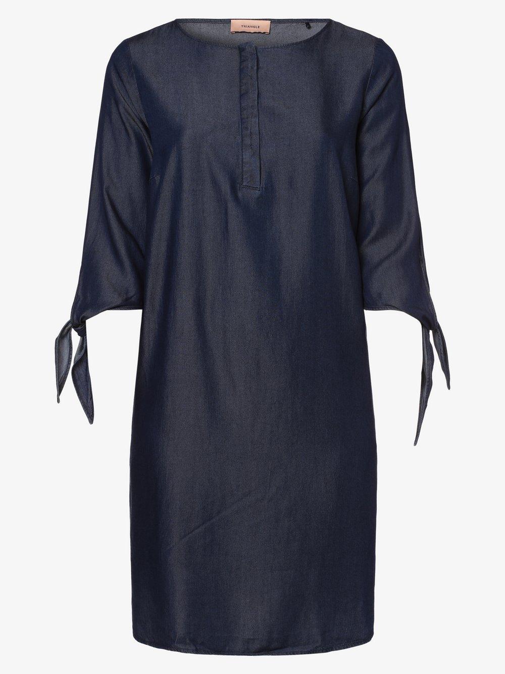 TRIANGLE - Sukienka damska, wielokolorowy