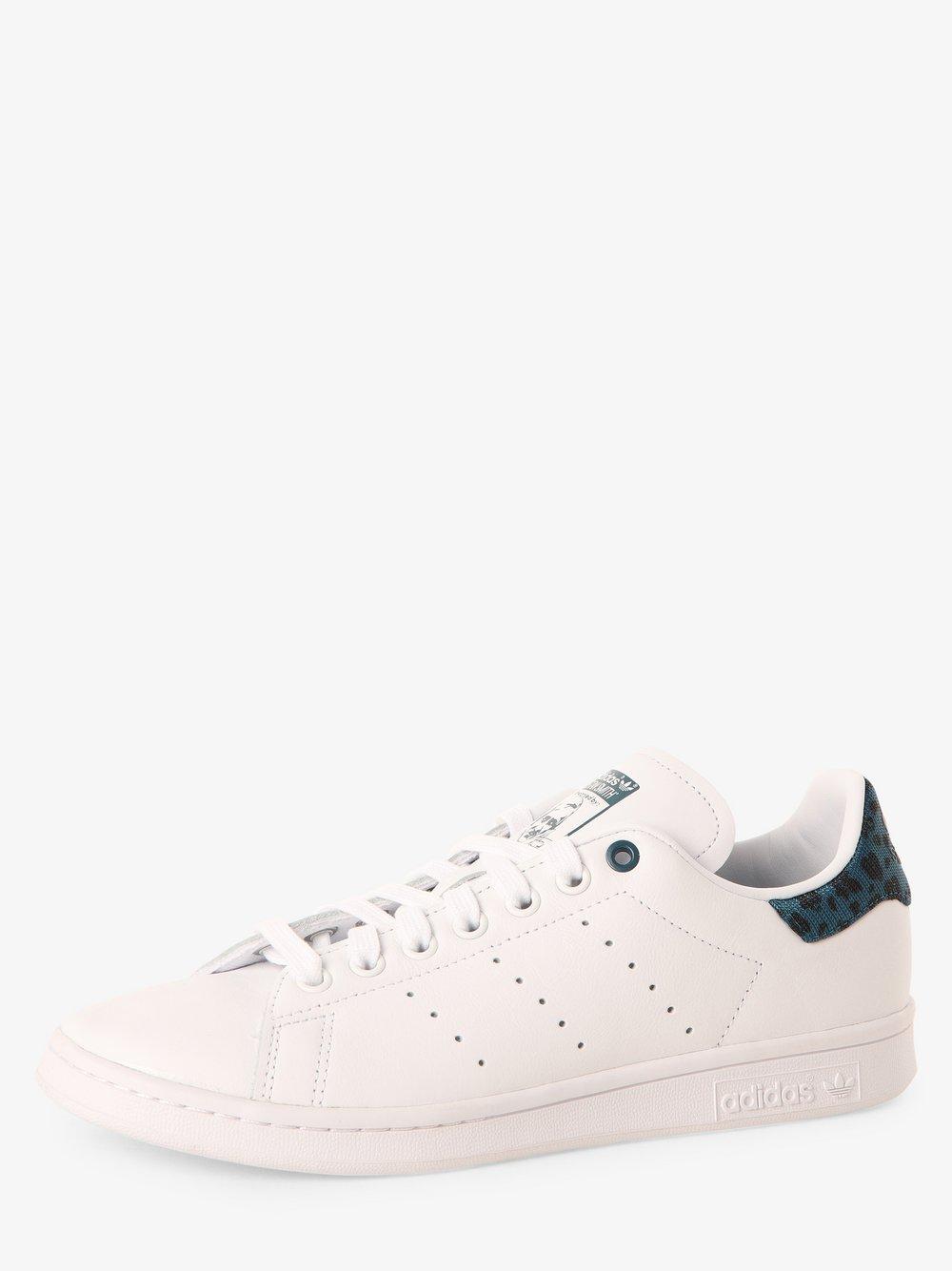 adidas Originals - Damskie tenisówki ze skóry – Stan Smith, biały