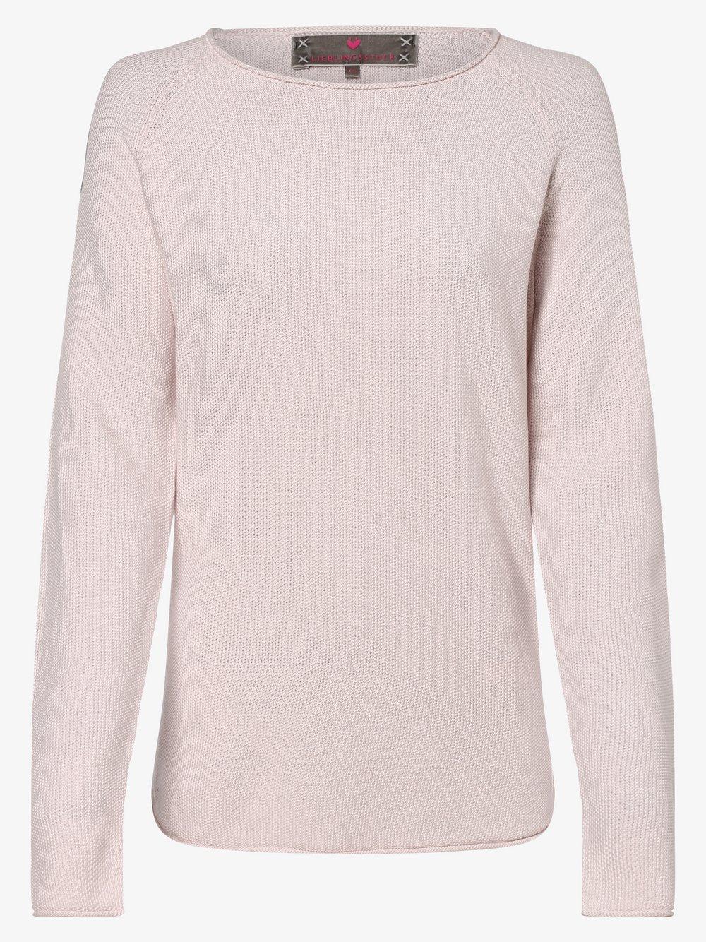 Lieblingsstück - Sweter damski – TalulaL, różowy