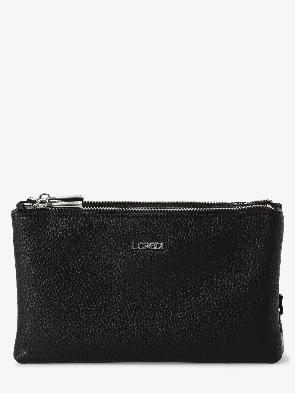 L.Credi - Damska torebka na ramię, czarny