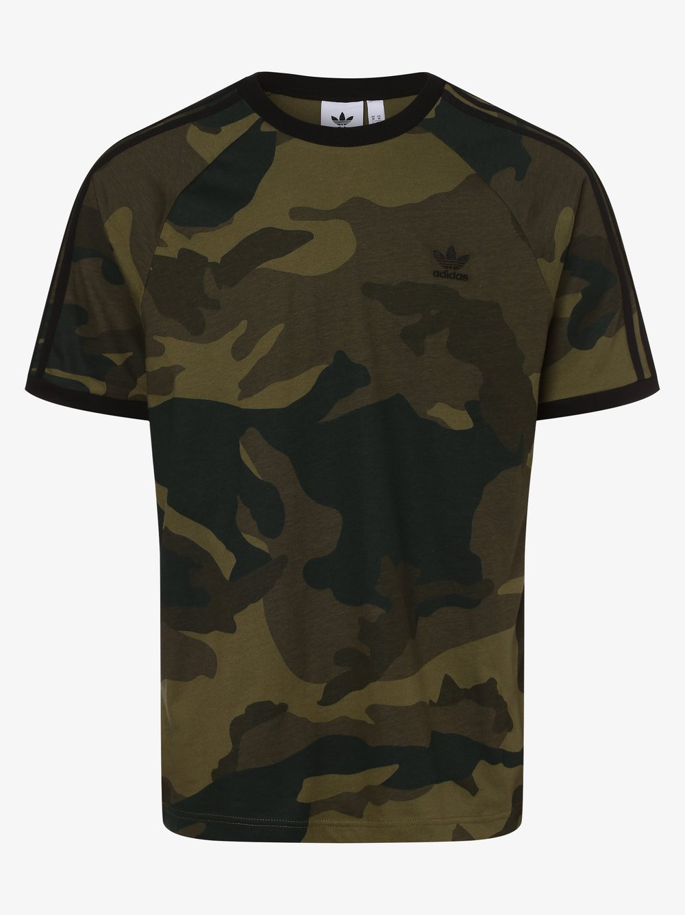 adidas Originals - T-shirt męski, zielony
