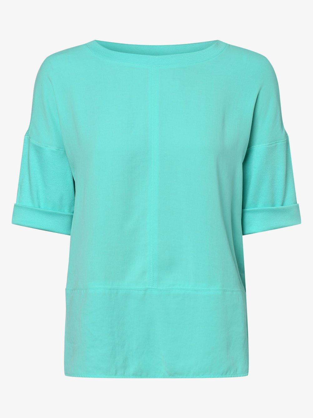 Marc Cain Sports – Koszulka damska, niebieski Van Graaf 459023-0002-00400