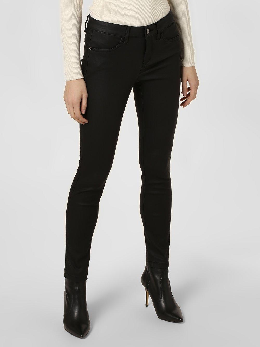 Street One – Spodnie damskie – York, czarny Van Graaf 459383-0001