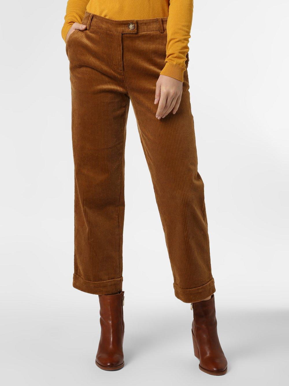 Someday - Spodnie damskie – Celli, beżowy