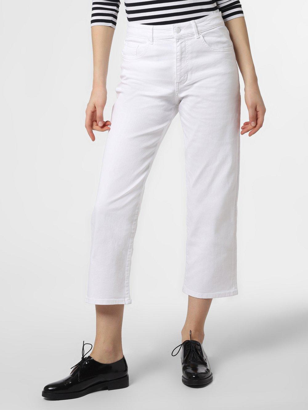 BOSS Casual – Jeansy damskie – Tucson, biały Van Graaf 460917-0001-00300