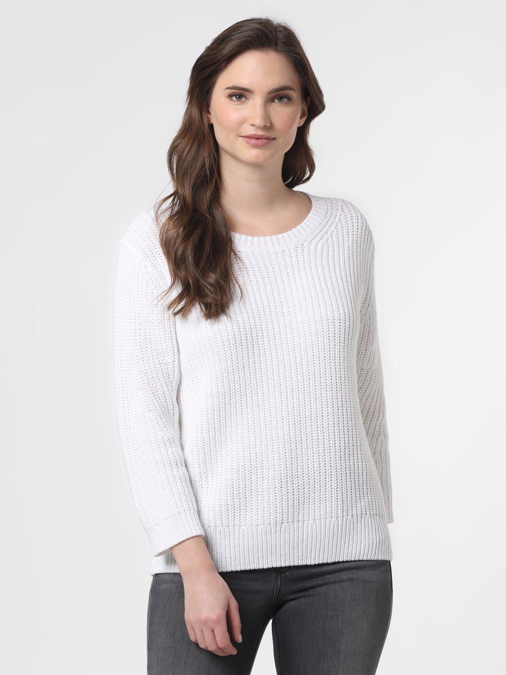 SvB Exquisit – Sweter damski, biały Van Graaf 461482-0002-00400
