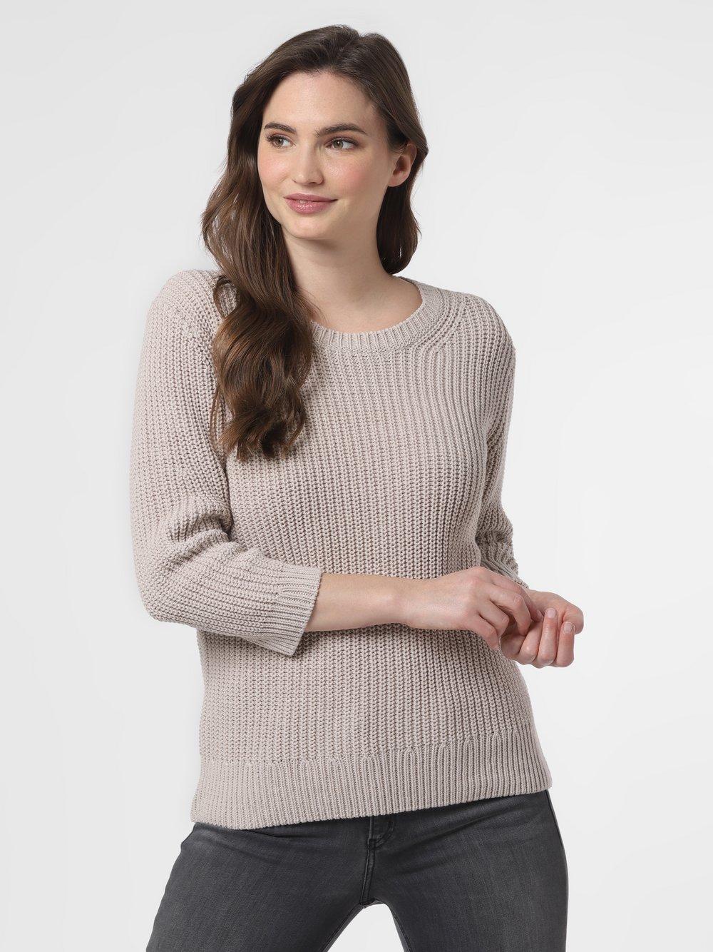 SvB Exquisit - Sweter damski, beżowy