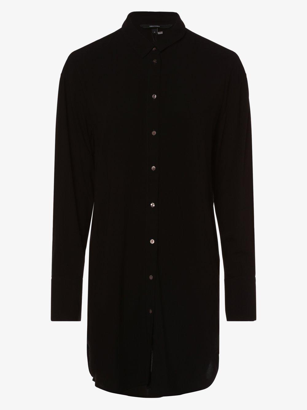 Vero Moda – Damska bluzka – Vmmimmi, czarny Van Graaf 461905-0002-09920