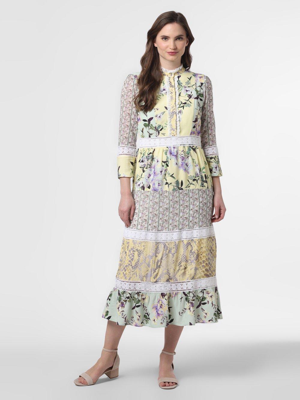 Rich & Royal - Sukienka damska, wielokolorowy