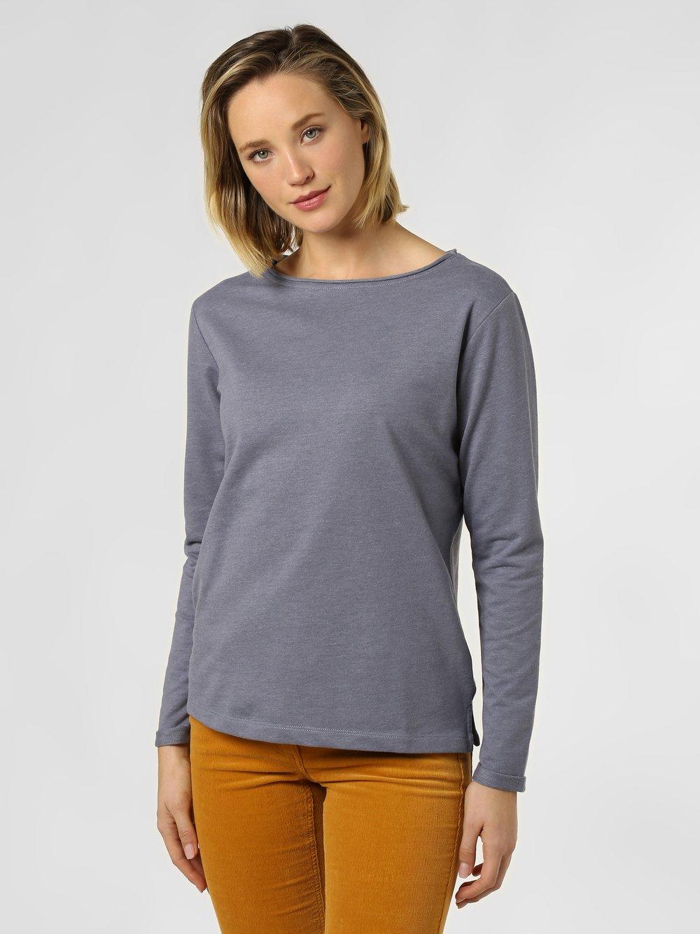 Marie Lund - Damska bluza nierozpinana, szary