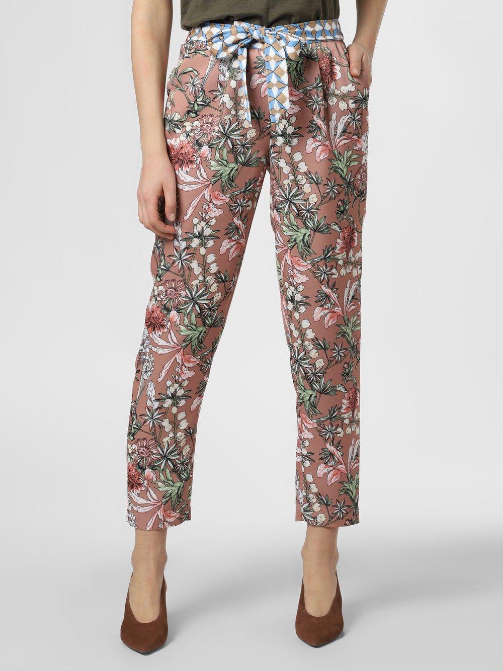 STEFFEN SCHRAUT – Spodnie damskie, różowy Van Graaf 462143-0001-00440