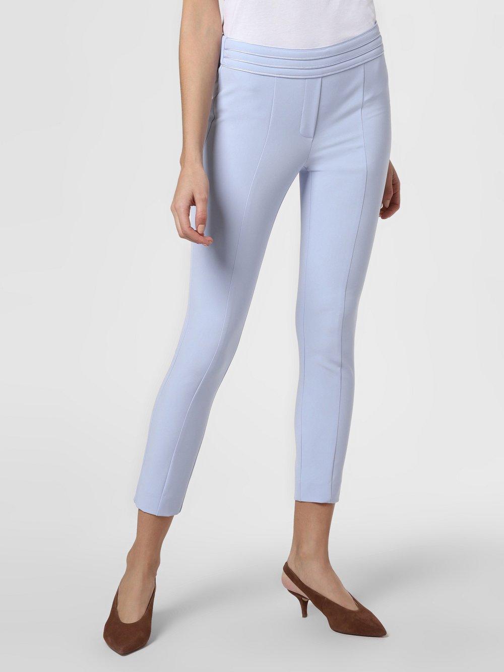 STEFFEN SCHRAUT – Spodnie damskie, niebieski Van Graaf 462145-0001-00360